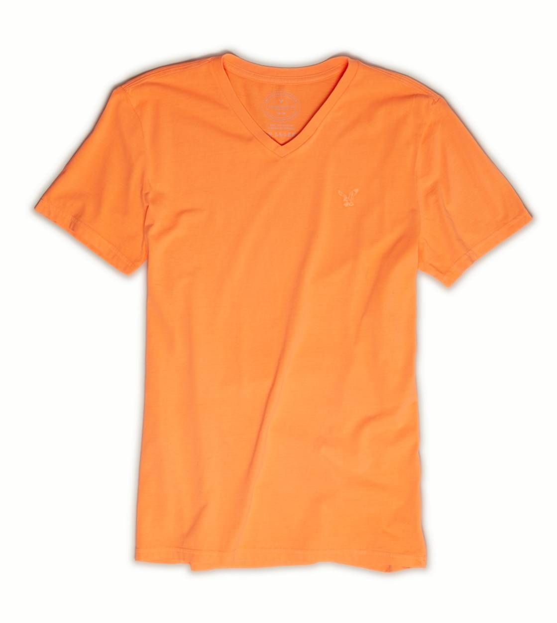 Orange Rose AE Legend V-Neck Tee