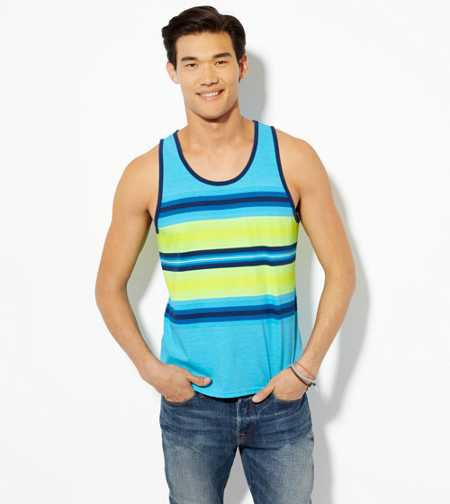 AEO Vintage Striped Tank - Buy One Get One 50% Off