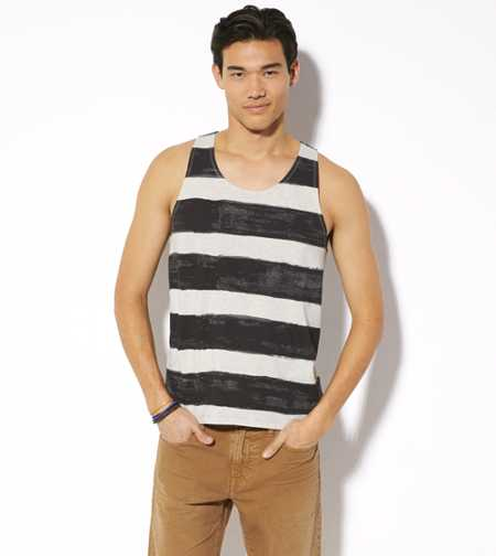 AE Vintage Striped Tank - Buy One Get One 50% Off