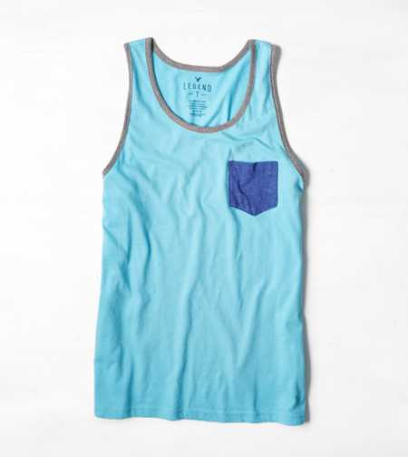 AEO Legend Pocket Tank - Buy One Get One 50% Off
