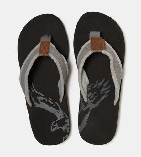 AEO Stitched Flip-Flop - Take 40% Off