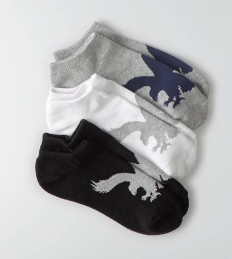Multi Pack AEO Low-Cut Sock 3-Pack