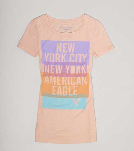 AE NYC Favorite Tee - Take 40% Off
