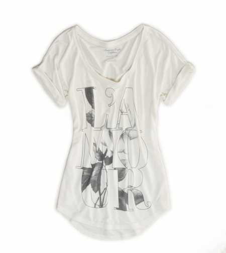 AE Romantic Graphic Tee