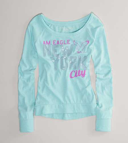 AE Embellished NYC T