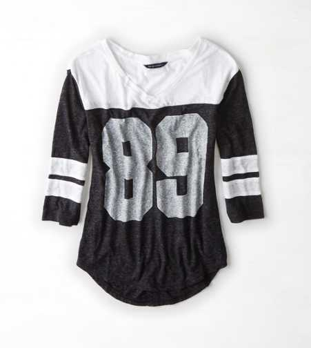 AE Varsity Graphic T-Shirt - Buy One Get One 50% Off