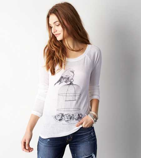 AEO Graphic Thermal - Buy One Get One 50% Off