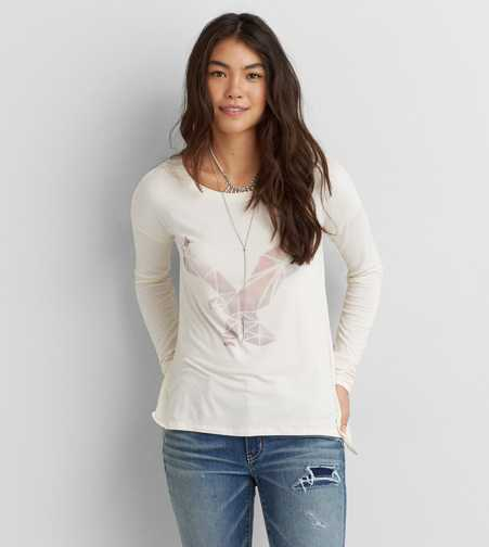AEO Soft & Sexy Signature T-Shirt