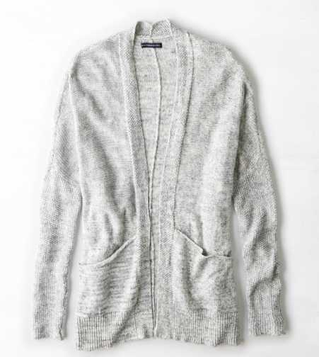 AEO Open Cardigan - Buy One Get One 50% Off