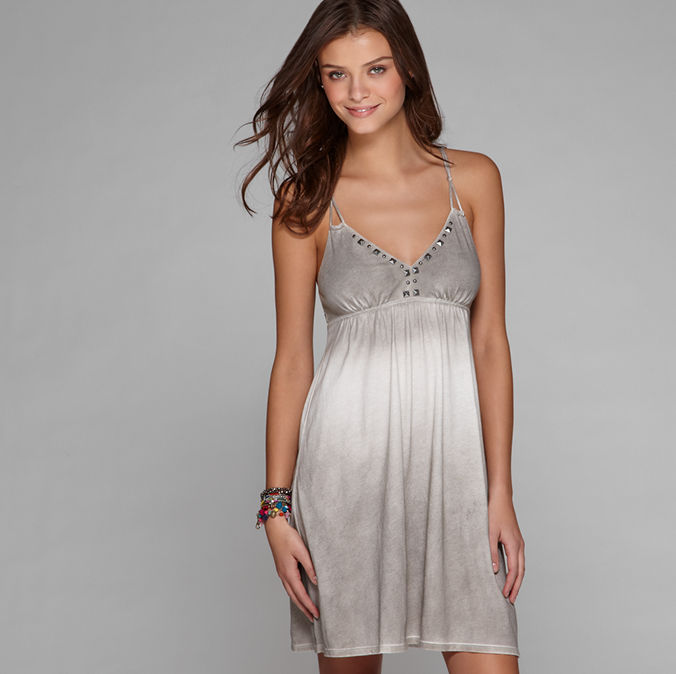Women's AE Studded Dress - American Eagle Outfitters :  american eagle ae recession chic clubbing