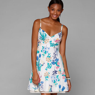 Garden Party Dress from American Eagle! Currently $29.50
