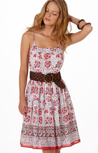 AE Floral Peasant Sundress