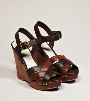 Sam Edelman for AEO Two-Tone Wedge