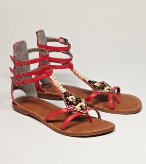 Sam Edelman for AEO Beaded Gladiator - Buy One Get One 50% Off