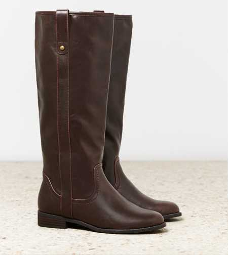 AEO Pull On Riding Boot - Free Shipping