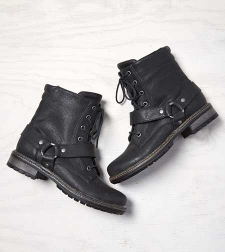 AEO Lace-Up Harness Boot - Free Shipping
