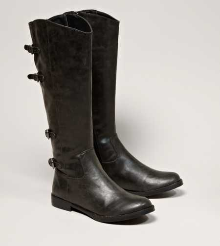 AEO Back Buckled Tall Boot