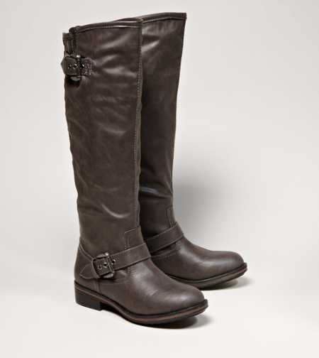 AEO Zipper Back Boot