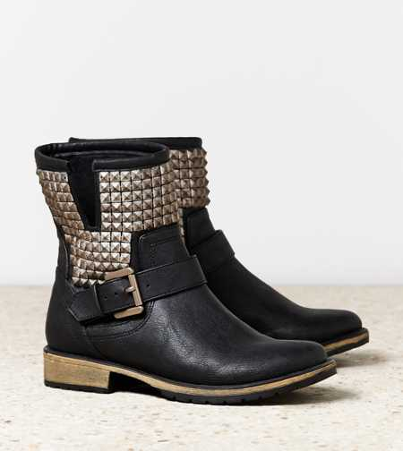 AEO Studded Moto Boot - Take 40% Off
