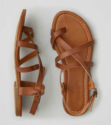 AEO Strappy Sandal  - Free Shipping