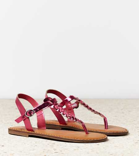 AEO Braided Sandal
