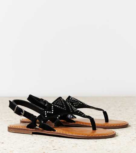 AEO Studded Slingback Sandal - Buy One Get One 50% Off