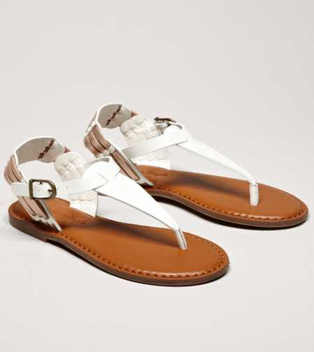AEO Huarache T-Strap Sandal - Free Shipping On Shoes
