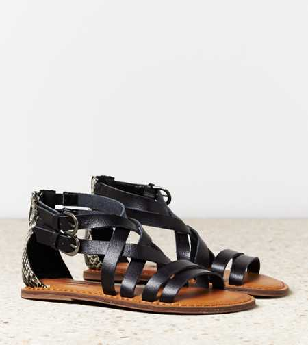 AEO Double Strap Gladiator Sandal - Buy One Get One 50% Off