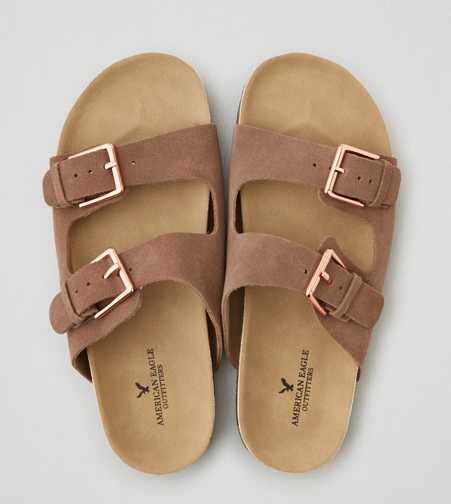 AEO Double Buckle Sandal  - Free Shipping