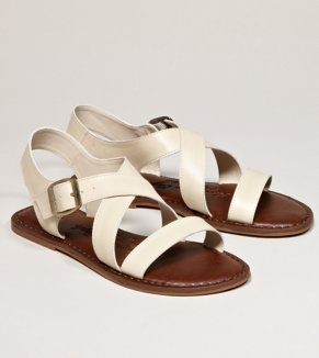 AEO Cross Strap Sandal - Buy One Get One 50% Off