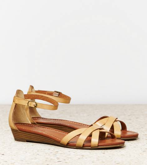 Natural AEO Sliver Wedge