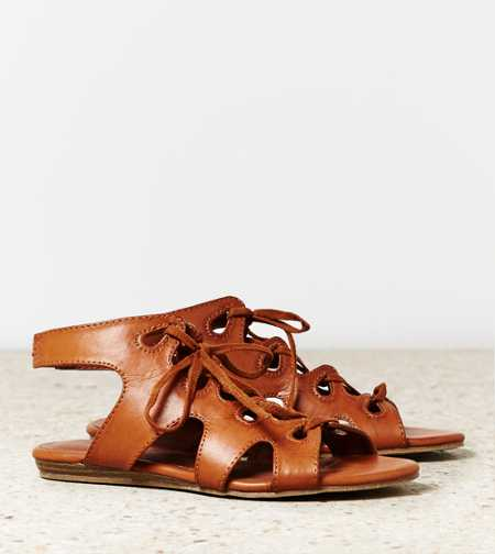 AEO Lace-Up Gladiator - Free Shipping On Shoes
