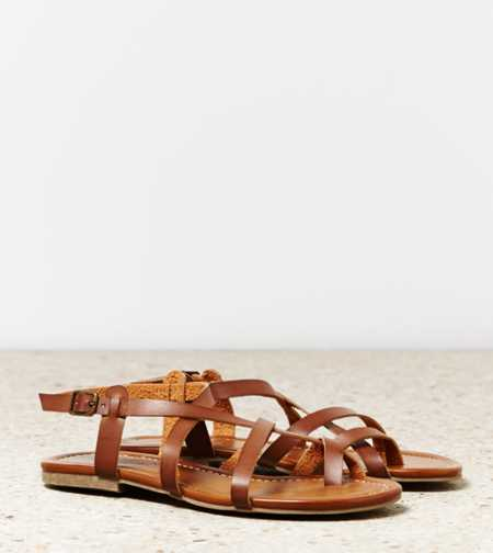 AEO Criss-Cross Sandal - Buy One Get One 50% Off