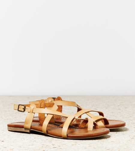 AEO Criss-Cross Sandal