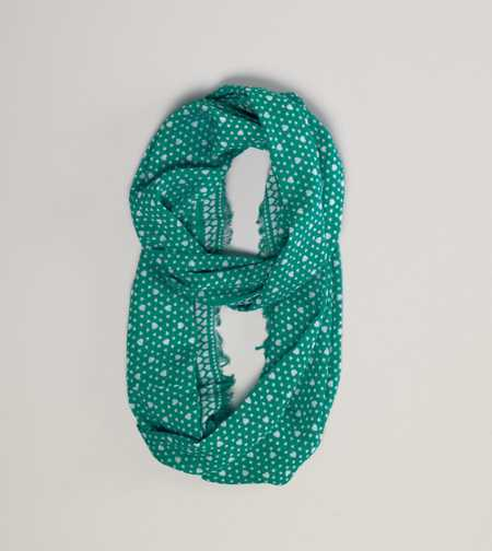 AEO Heart Loop Scarf