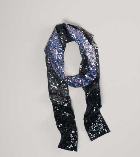 AEO Sequined Scarf