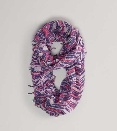 AEO Printed Loop Scarf