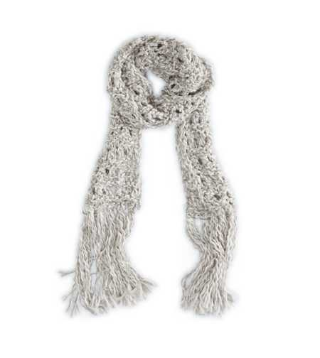 AEO Cozy Open Knit Scarf