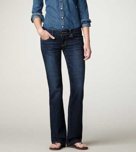 Favorite Boyfriend Jean - Super Dark Indigo