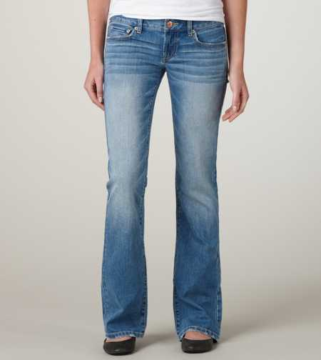 Favorite Boyfriend Jean - Light Authentic Indigo