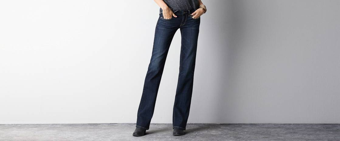 Clean Dark Favorite Boyfriend Jean