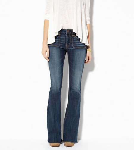 American Eagle Credit Card Login >> Flared Jeans: Artist Jeans for Women | American Eagle Outfitters