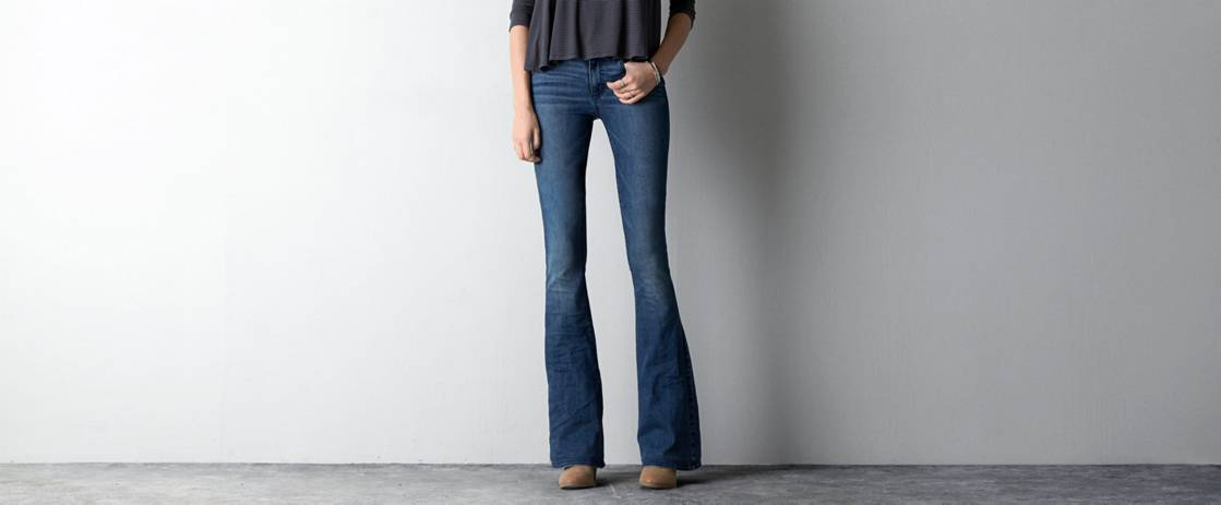 Dark Indigo High-Rise Artist Jean