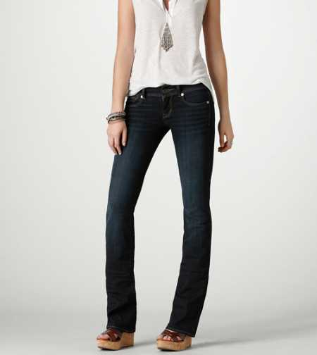 Slim Boot Jean - SUPER DARK INDIGO- SUPER STRETCH