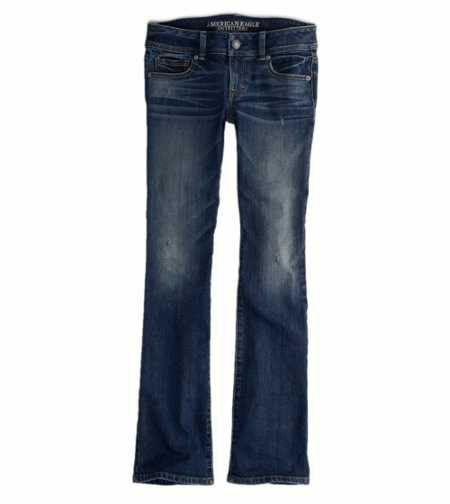 Kick Boot Jean - Mid Rise - Comfort Stretch