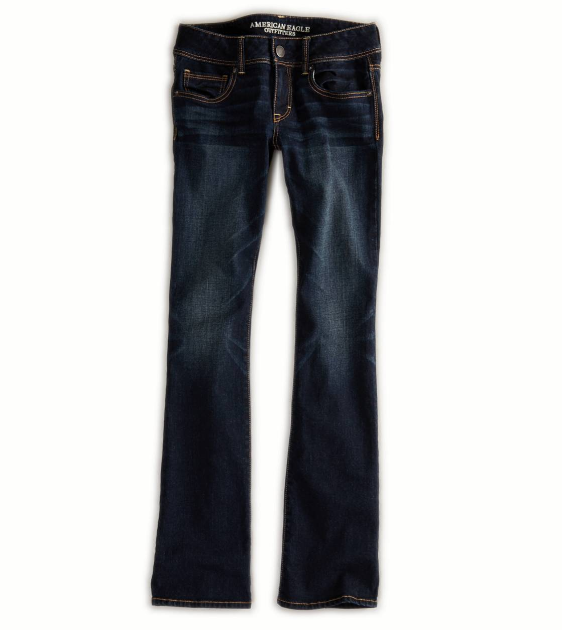 Super Dark Indigo Kick Boot Jean