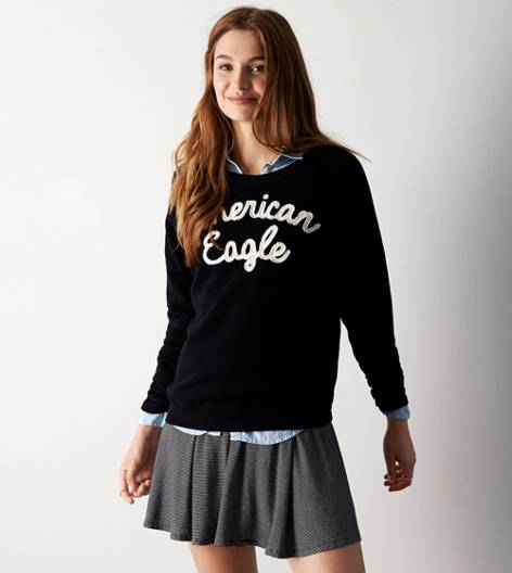 abercrombie fitch and american eagle comete