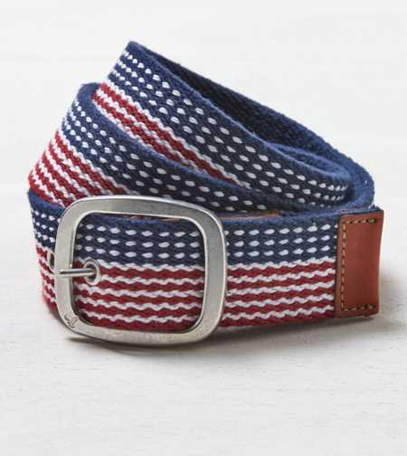 AEO Patterned Belt