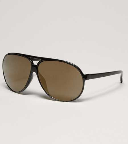 AEO Mirrored Aviator Sunglasses