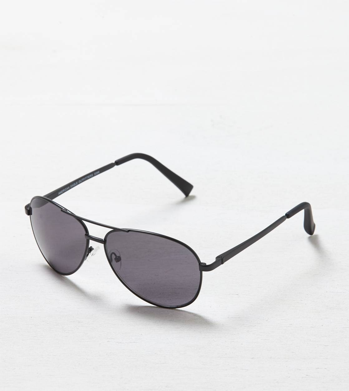 Black AEO Aviator Sunglasses
